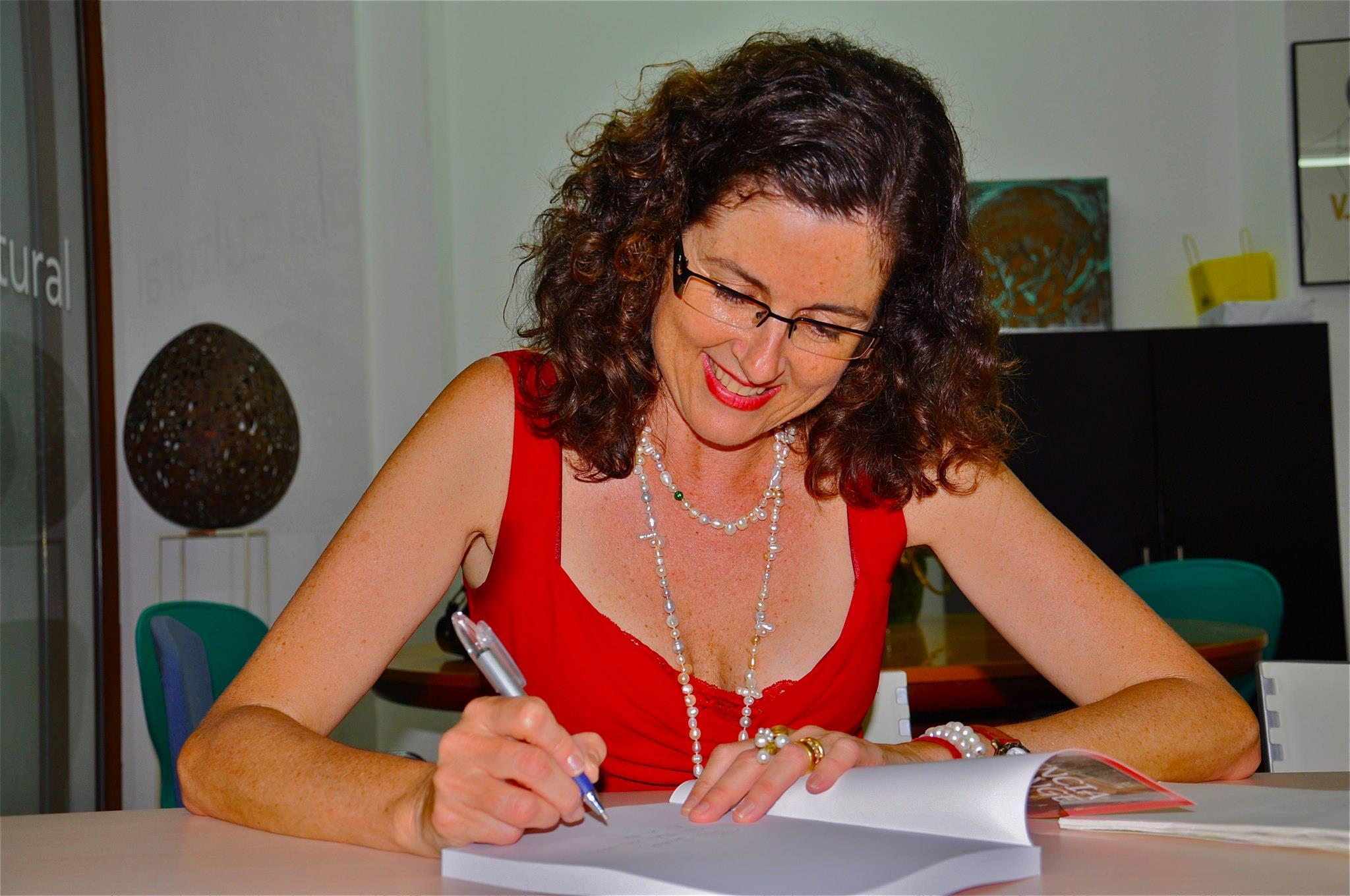 RUTH FIRMANDO. FOTO DE ISABEL NICOLAS