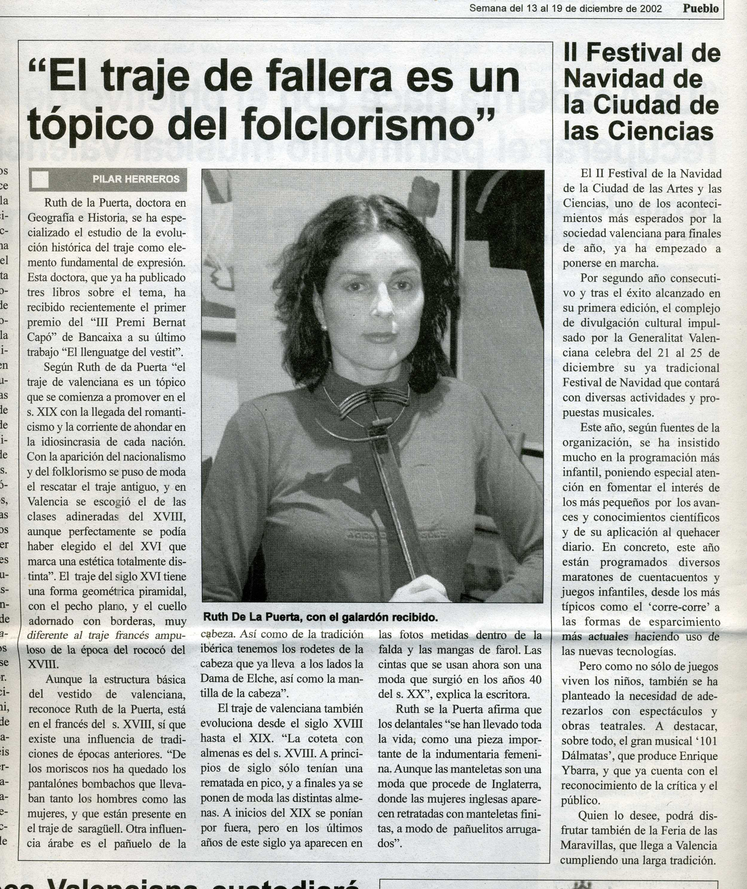 la prensa con Ruth 2 - copia