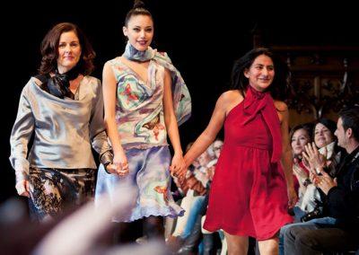 Alexia, Cristina Constante Tipan, modista y Ruth